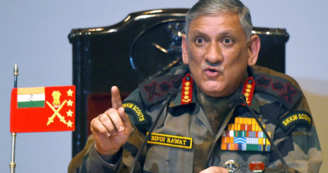 Army Chief Bipin Rawat suggests strict action against soldiers who air their grievances; Redressal forum incorporated