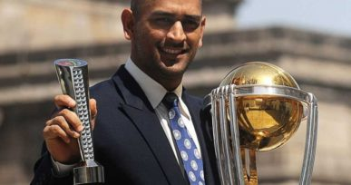 MS Dhoni retires from T20 and ODI Crickets