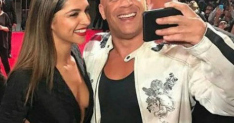 Vin Diesel Sang 'Happy Birthday' For Deepika At 'xXx' Premiere; movie slated to release on 14th Jan