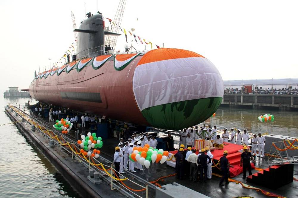 Second Scorpene submarine launches after 5 years, data leak chapter finally closed