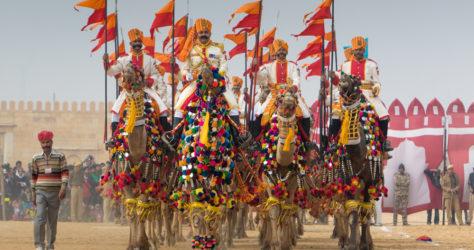 This February, Get Wrapped In The Bliss Of Desert Festival Jaisalmer 2017