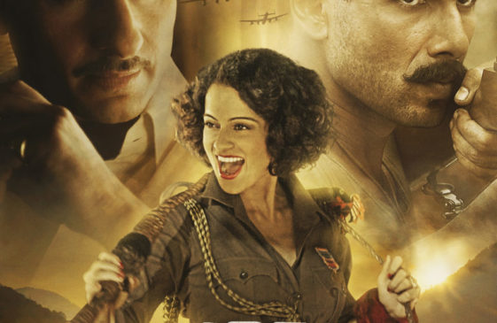 Rangoon Trailer – An Eccentric Meld Of Beauty, Class and Spunk