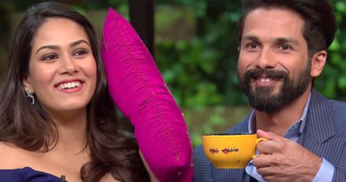 I am head over heels with Shahid: Mira