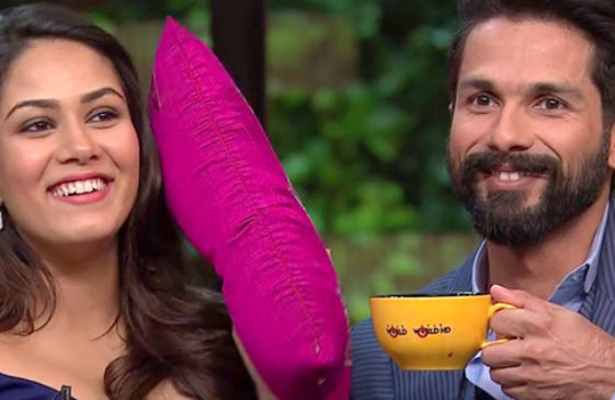 I am head over heels with Shahid: Mira