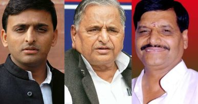 Now that the SP family feud is completely exposed in public, it'll be interesting to see the results of 2017 UP election.