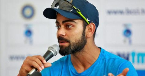 """Virat Kohli Shared His Pulsating Cricket Moments While Calling The Three Format Captaincy As """"Surreal"""""""