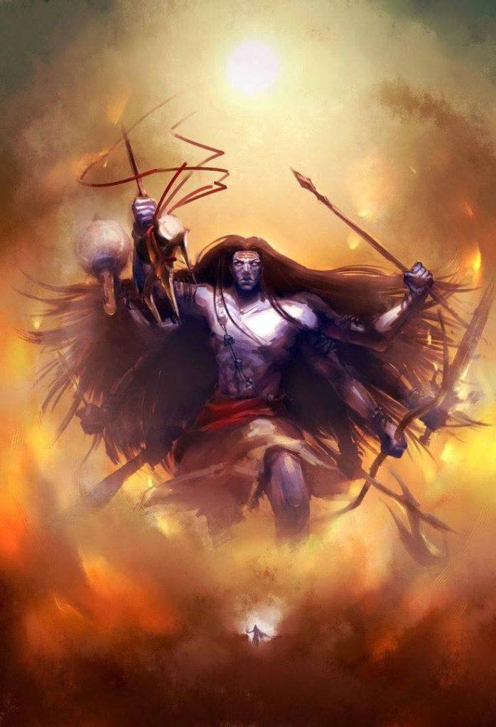 10 amazing lord shiv avatars list of avatars of lord