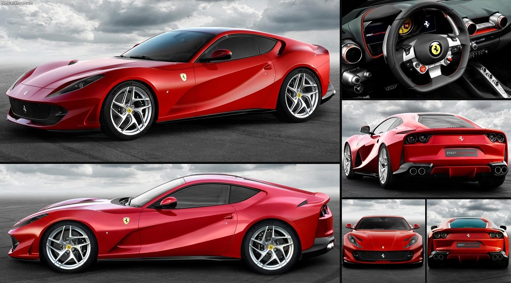 Ferrari S New 812 Superfast Is An Insane Mix Of Sonic Beauty And