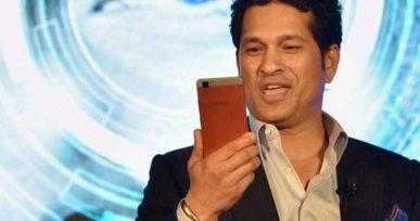 Sachin tendulkar smartphones