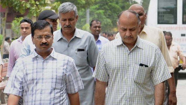 Rumours about Sisodia-Kejriwal Rift are all Over the Media, should we expect a Split?