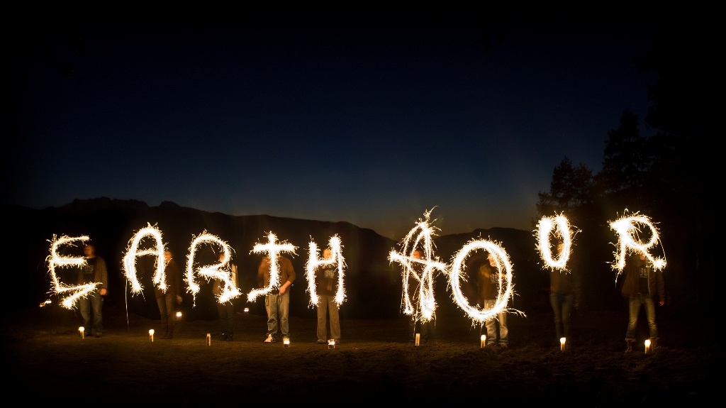 Turn Off your Lights to Celebrate Earth Hour 2017 Today