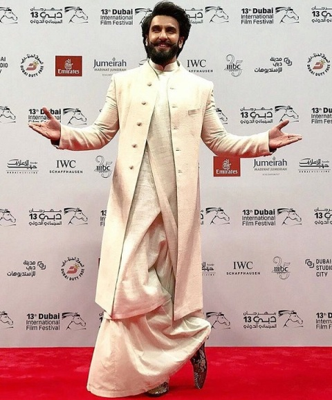 Ranveer Singh - a Fashion Icon for Most Women.