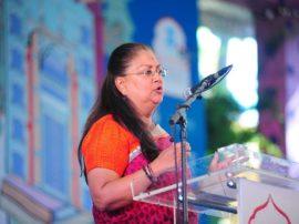 Vasundhara Raje Dholpur Election