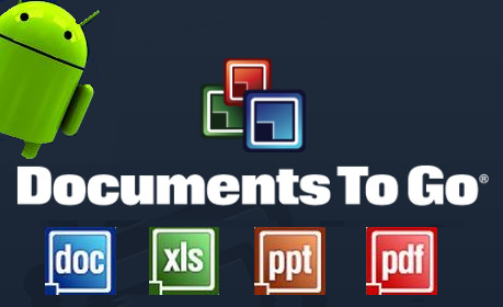 Docs to Go' covers all basic jobs from PPTs to spreadsheets, word processing and document editing.