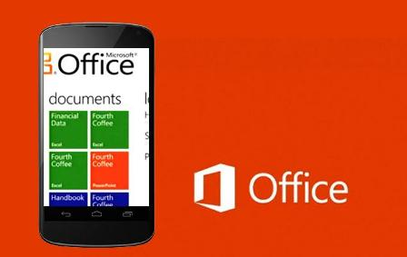 Free office is a mobile version of Microsoft Office.