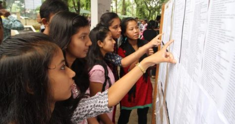 30-05-15 Guwahati- Students searching results (2)