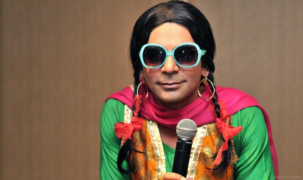 Sunil Grover to come up with his new show on Sony, same as ...