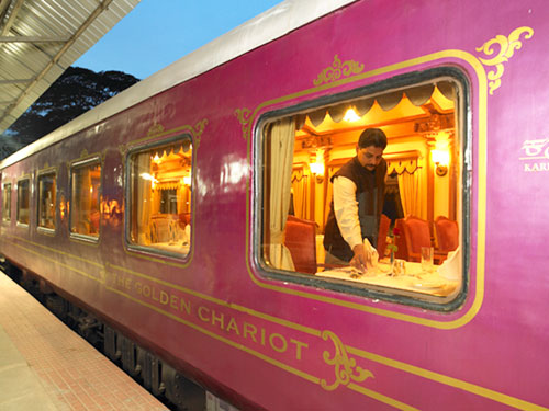 Indian Railways have designed a complete holiday package at cut-rates for the traveller's convenience.