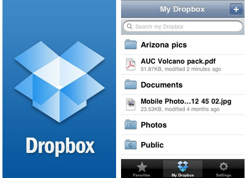 Drop Box lets you synchronize heavy media files on cloud storage.