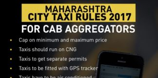 Maharashtra to Revive Black and Yellow 'Local Taxis' with an App