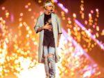 Justin Biber Purpose Tour Stadium at Mumbai, India!