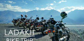 Ladakh bike trips