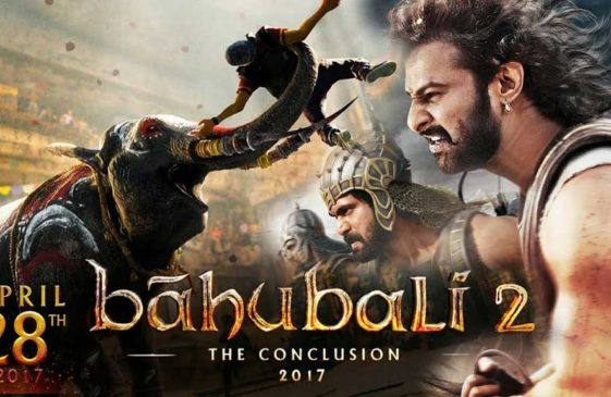 Baahubali 2 Official Poster