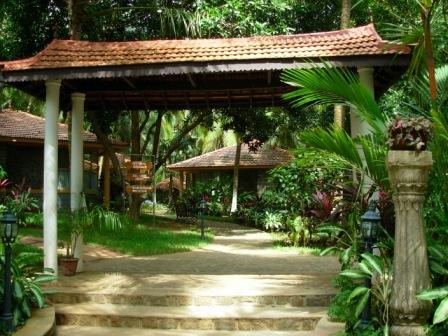 Kairali Ayurvedic Health Village, Kerala