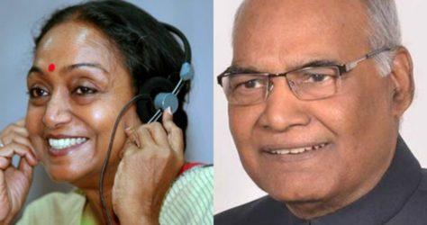 Dalit Vs Dalit, Man Vs Woman, UP Vs Bihar: Feel the Heat of Presidential Election 2017 in India