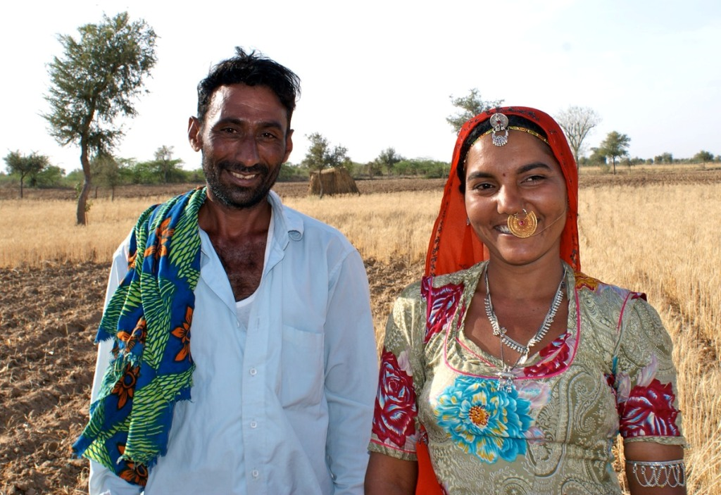 Happy Rajasthan farmers script a new story of success every day.