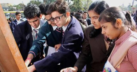 Boys Nail Class X Board Exams, Happy Days for Rajasthan Government Schools