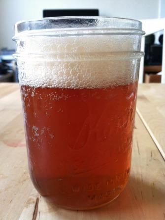 Refreshing Rice beer: a treat for taste buds.