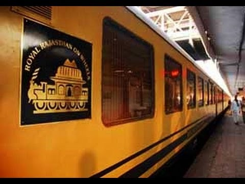 Royal Rajasthan on Wheels: A Successor to the Famous Palace on Wheels.