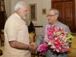 Here's What President Mukherjee and PM Modi Think about Each Other