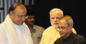 Finance Minister Arun helped bridge the gaps between the Prime Minister and the President.
