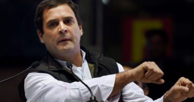 The INC Unveils Mystery on Rahul Gandhi's Meeting with Chinese Envoys