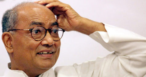 Digvijay Singh's Tweet Against PM Narendra Modi-omi