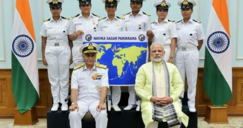 India's First All-Women Crew-OMI