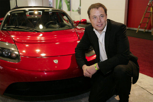 Elon Musk's Tesla Motors in Talks with Indian Government