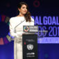 Priyanka Chopra speaks about Women empowerment at UN Global Goals Awards