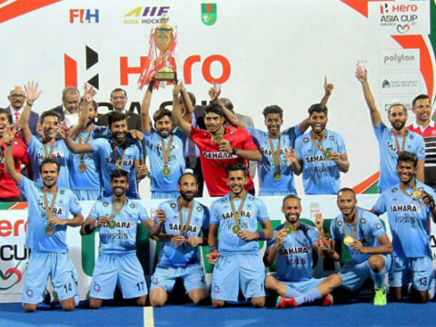 Asia Hockey Cup: India wins third title