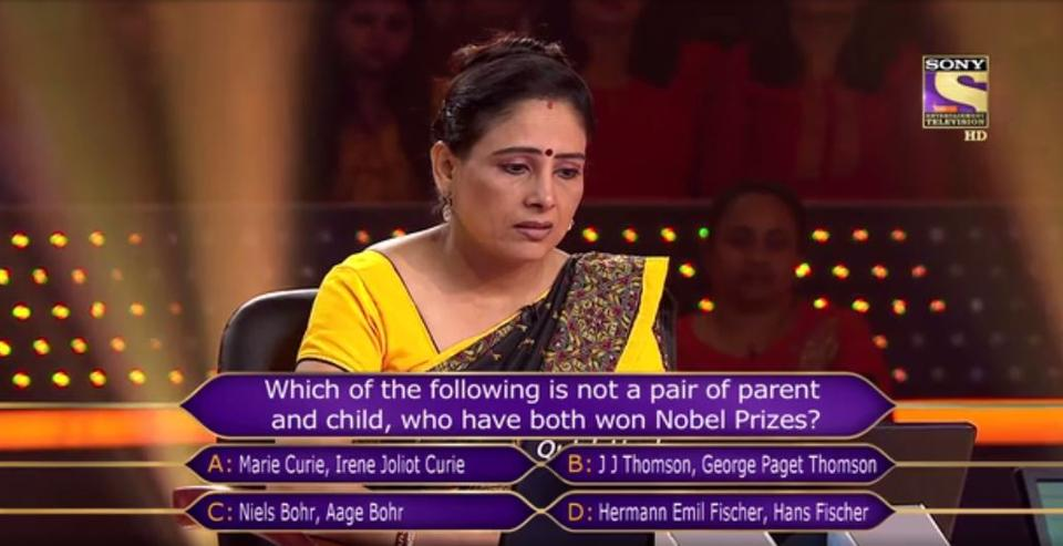 KBC Season 9: 7-Crore Question