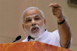 PM Modi at Swachh Bharat Awards