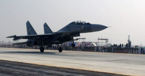 20 Fighter Planes of Indian Air Force on Agra Expressway