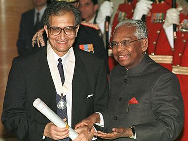 Amartya Sen Bharat Ratna