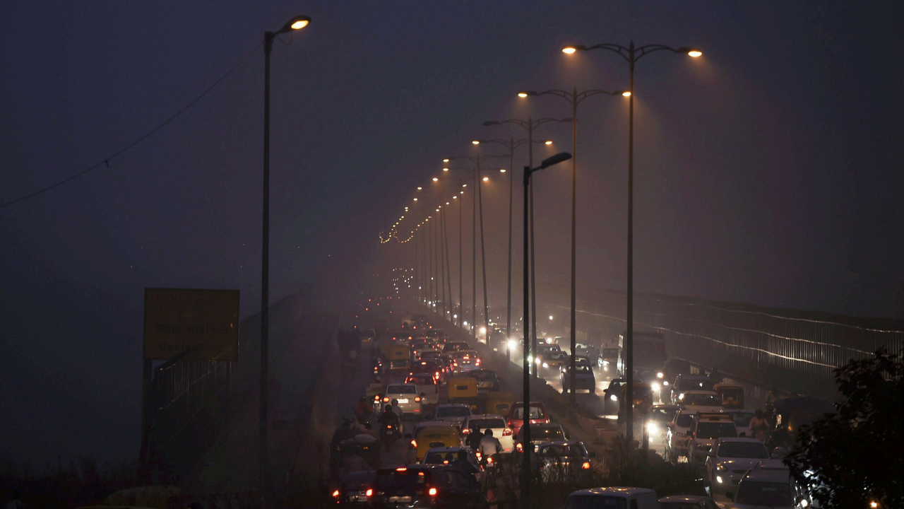 Delhi Odd Even Formula to return because of Smog
