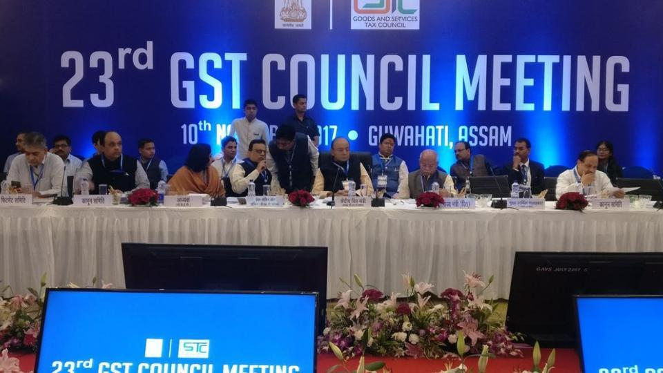 GST 23rd Council Meeting