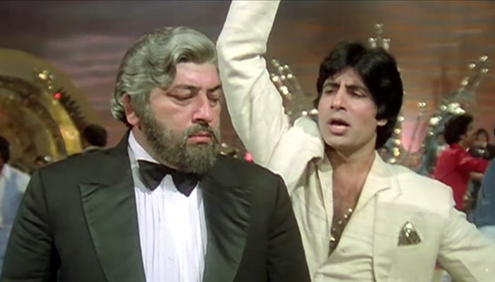 Amjad Khan in Kaaliya
