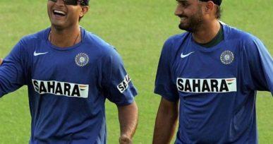 Harbhajan Sourav