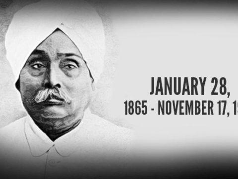 Lala Lajpat Rai Death Anniversary